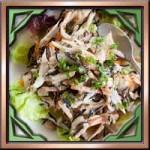ごぼうのサラダ簡単人気レシピ!便秘解消や美肌美容におすすめ