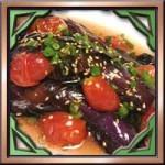 茄子(なす)とトマトのさっぱり簡単人気レシピ!ダイエット美肌にも!