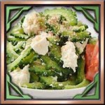 ゴーヤと豆腐の簡単人気レシピ!ダイエット便秘解消に効果的